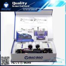 HID XENON LIGHT CONVERSION KIT FOR MOTORBIKE H4-3 6000K HIGHT QUALITY N5-BAOBAO