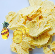Special offer 2015 Freeze Dried Pineapple fruits with good price