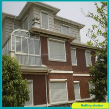 outdoor rain protection aluminum roller blinds