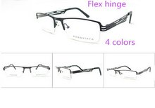 Top grade/top sell/high end metal temple optical frame