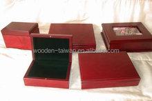 Customized, handmade, Wooden velvet box