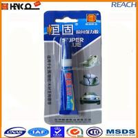 Hot Fast Bonding 502 Super Glue 3g in Aluninium Tube