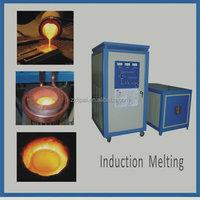 induction smelting pot for gold silver melting
