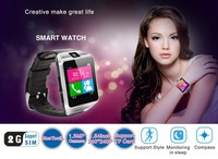 Phone calling supported sleep monitoring anti-lost spy camera watch