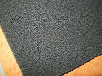high quality big promotion activated carbon sponge filter for air filter