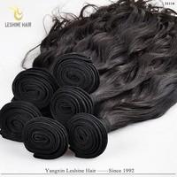 Big Stock Top Grade Unprocessed Virgin No Tangle No Shedding Remy fake hairgray hair for braiding