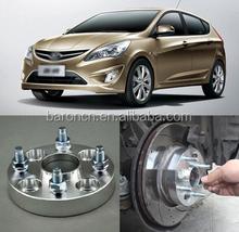 Brand New Billet 4 Lug 12*1.5 Studs Hyundai Verna wheel spacer, wheel spacer 4x100 2010-2013