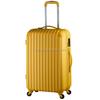 new development fashion ABS trolley luggage