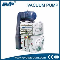 motor driven rotary piston vacuum pump for oil change