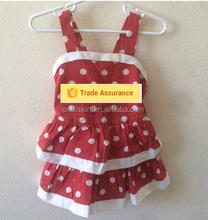 Venta al por mayor little ropa de bebé cenicienta vestidos para niñas vestido del bebé vestido acodado sin mangas