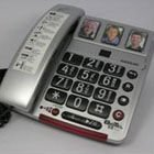 elderly telephone,care telephone,big button telephone,amplified telephone