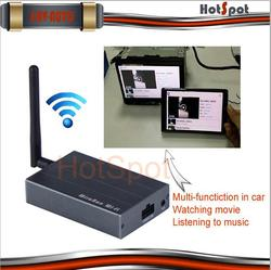 Car Mirabox wifi entertainment for ios and android car wifi mirror link linux system
