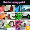 High Quality Peelable Rubber Spray Film, plasti dip