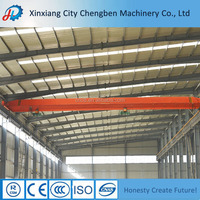 Machinery Industrial Parts Tools Single Girder Electric Overhead Crane