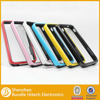 top selling TPU+ PC bumper case for iphone 4