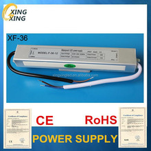 cheapest price constant voltage ip67 led power supply for led light