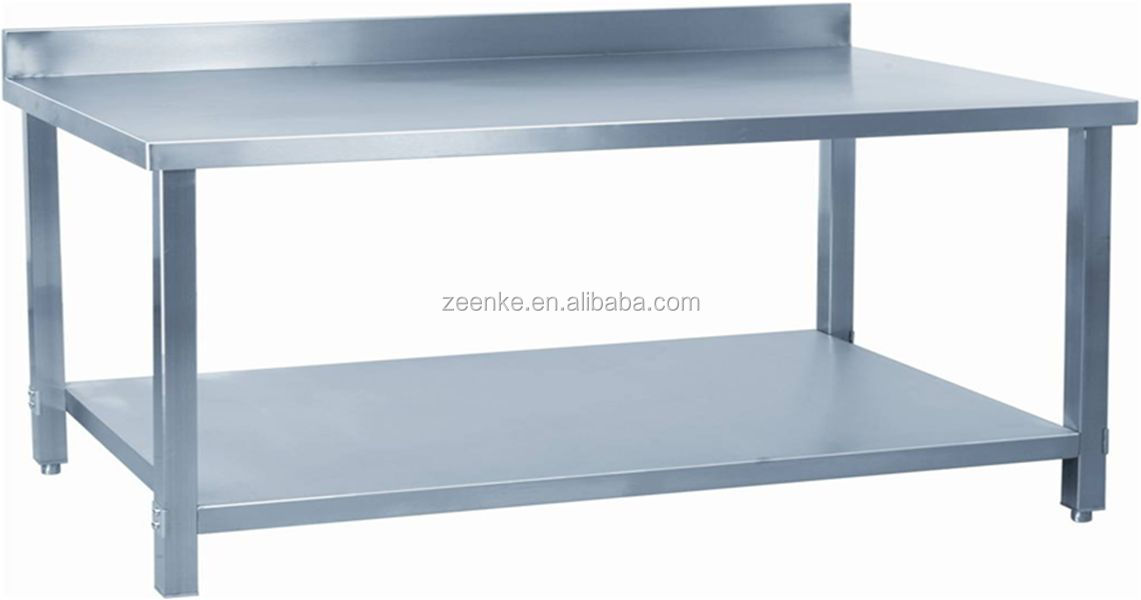 Detechable Stainless Steel Equipment Stand/ Work Table For ...