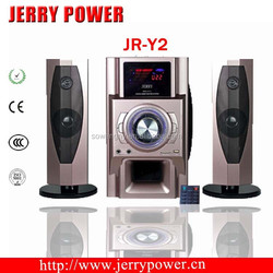 Low price good quanlity USB SD 2.1 multimedia speaker with bluetooth in alibaba