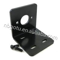 OEM galvanized steel L shape angle brackets