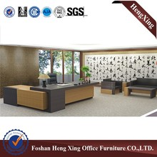Manager office used formal office furniture, office desk