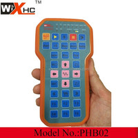 CE approved mini USB CNC wirless remote control hand held controller CNC pendant