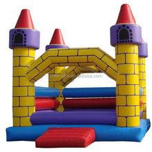 Top level hot-sale castle inflatable