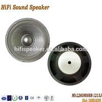 10 Inch 260MM 8OHM 50W High quality Professional Stage Speaker