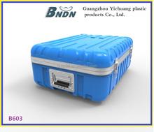 2014 big plastic equipment case ,durable storage case, big waterproof transport case