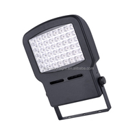 Aluminum Die-casting IP65 48W LED Flood Light Shell MLT-FLH-48A-II