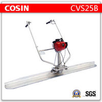 COSIN vibrating concrete screed,floor leveling machine