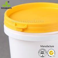 1l mini ice cream plastic containers with lid
