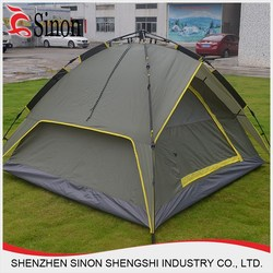 hot sale cheap double easy folding camping tent house