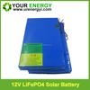 12V solar battery 18Ah lithium iron phosphate battery for Australia