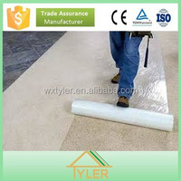 Good Tackiness Stable Viscosity PE Material and Transparent Transparency Surface Protective Film Layer