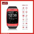 Nouvelle montre avec podomètre / montre téléphone mobile à faible coût avec appel vidéo