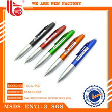 The cheap and hot selling for business ballpoint pen recycle plastic
