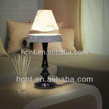 magetic levitante para la boda de la lámpara