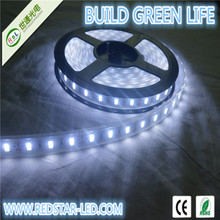 2012 hot 12V waterproof SMD5050 white led light strip with cheap price