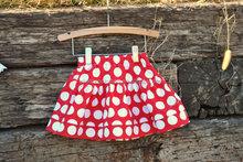 Новые дети девочка юбка хлопок мини юбка в горошек младенца лета юбки
