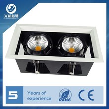 2015 Hot Sale 3 Years Warranty CE, RoHS Approved 85-265V 2*30W LED Downlight