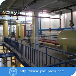 Machine for the manufacture of soybean oil/soybean oil extraction production line