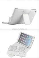 8' V3.0 wireless bluetooth removable keyboard for ipad mini case