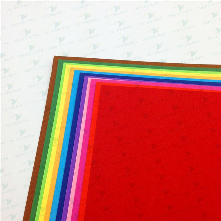 Coloured Cardboard Paper Paper Colour Cardboard For