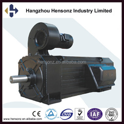 IE1/IE2 Dc High Torque Electric Direct Drive Motor For Chemical Industry