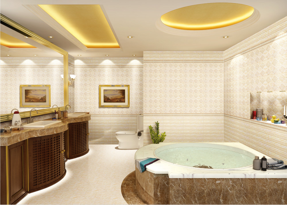 25 luxury bathroom tiles kerala for Bathroom designs in kerala