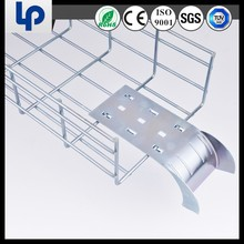 good and cheap wire mesh flexible cable tray price list (sgs ce and rohs cable approved)