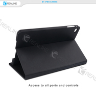 Ultra thin tablet case for ipad mini 4, for ipad mini stand leather case ultra thin design