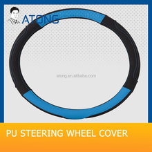 ATW-R1501 PU NEW FASHOIN STEERING WHEEL COVER