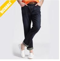 High quality wholesale price fashion denim jeans straight fit jeans men jeans