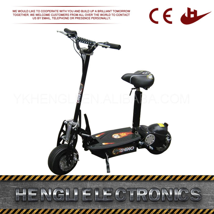 Electric scooters with seats for adults